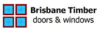 Brisbane Timber doors & windows Logo