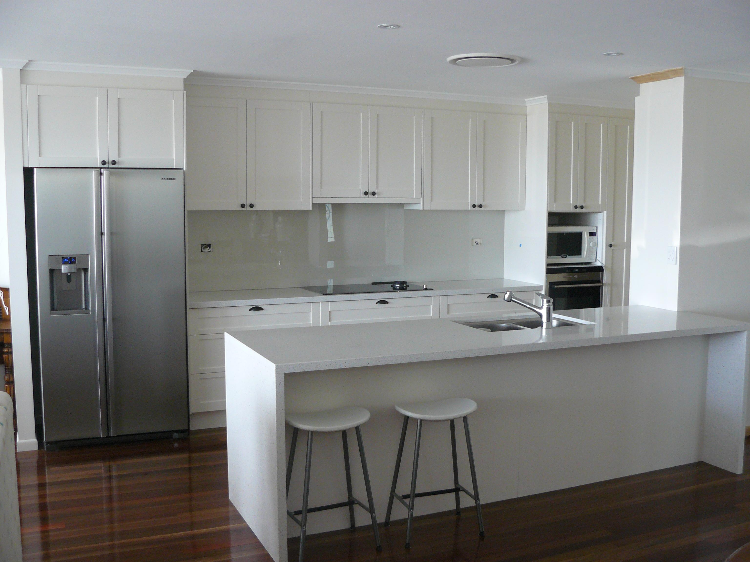 New Kitchen - CraigRynneConstruction