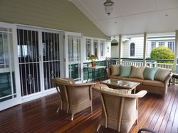 brisbane renovation deck - CRC