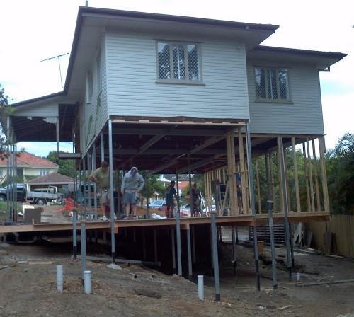 house raising south brisbane