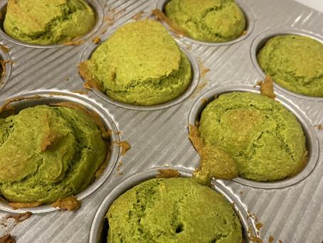Green Goblin Muffins