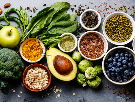 5 Strategies to Support your family's immune system Through Diet and Lifestyle