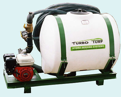 3. Гидропосевная установка Turbo Turf HS
