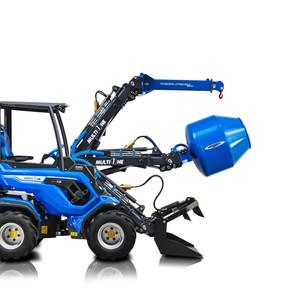 Оборудование для основных работ: кран-балки и подъемники, ковши и захваты, вилы паллетные и бетономешалки, и т.д