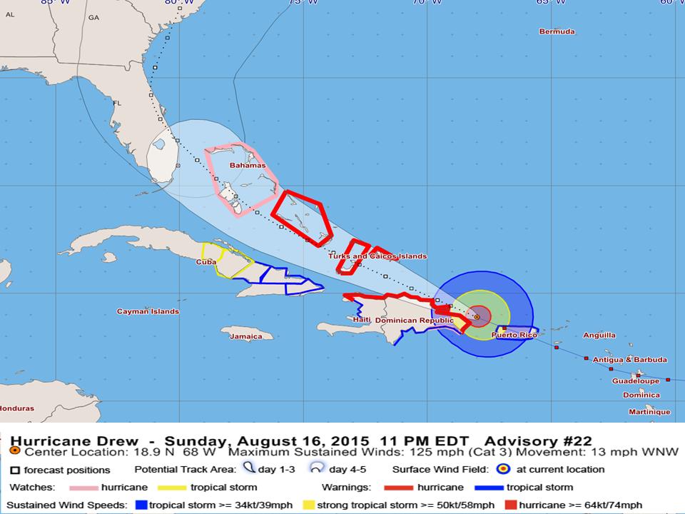 MHS Exercise Hurricane Update 1