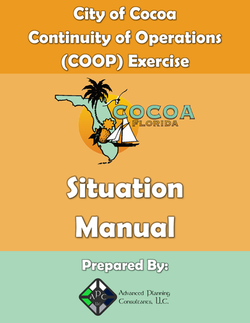 City of Cocoa, FL COOP Exercise