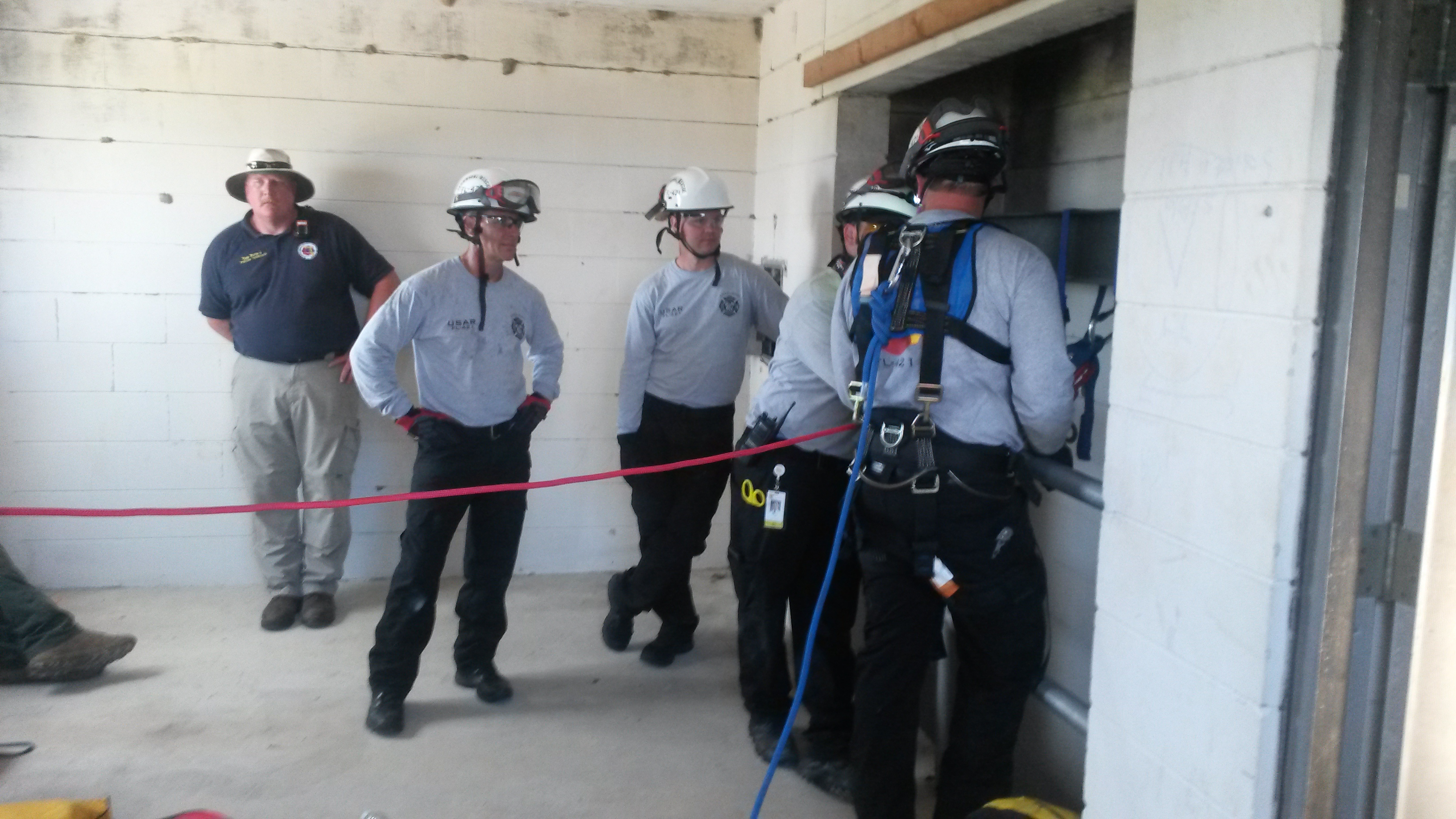 Rope/Technical Rescue