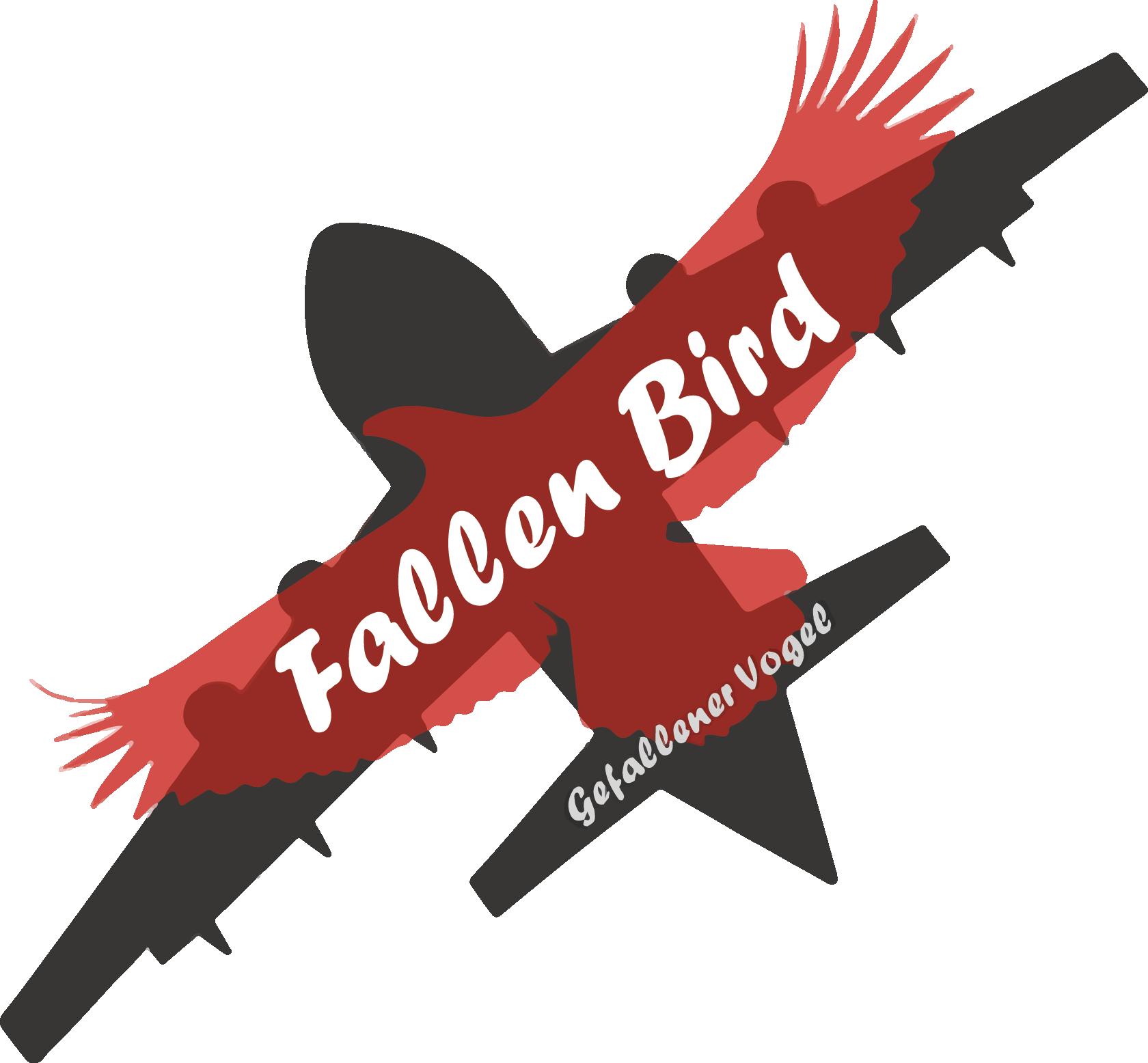 Fallen Bird Logo