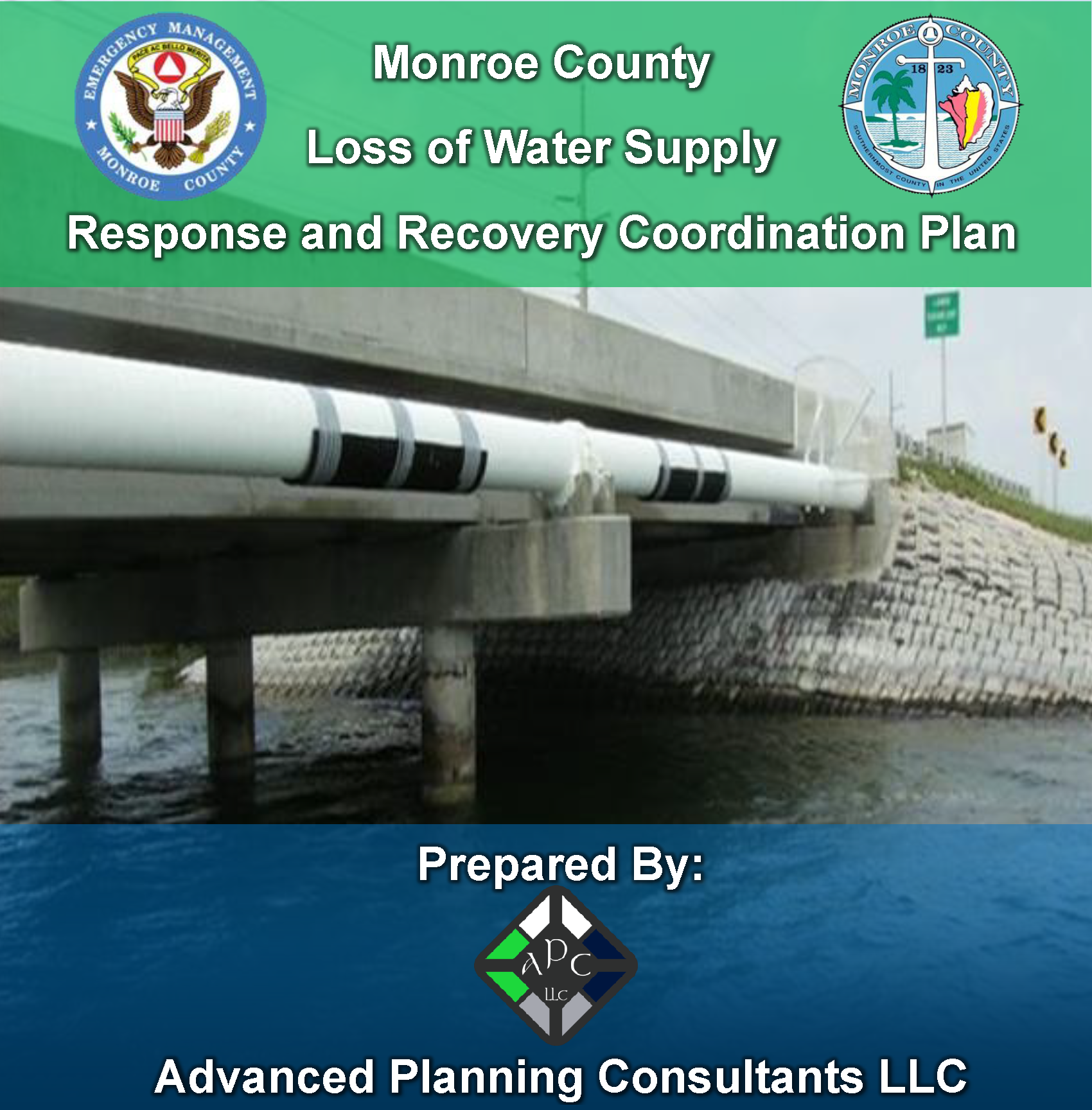 Monroe County Water Loss Plan and Ex