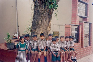 Drishya school children.jpg