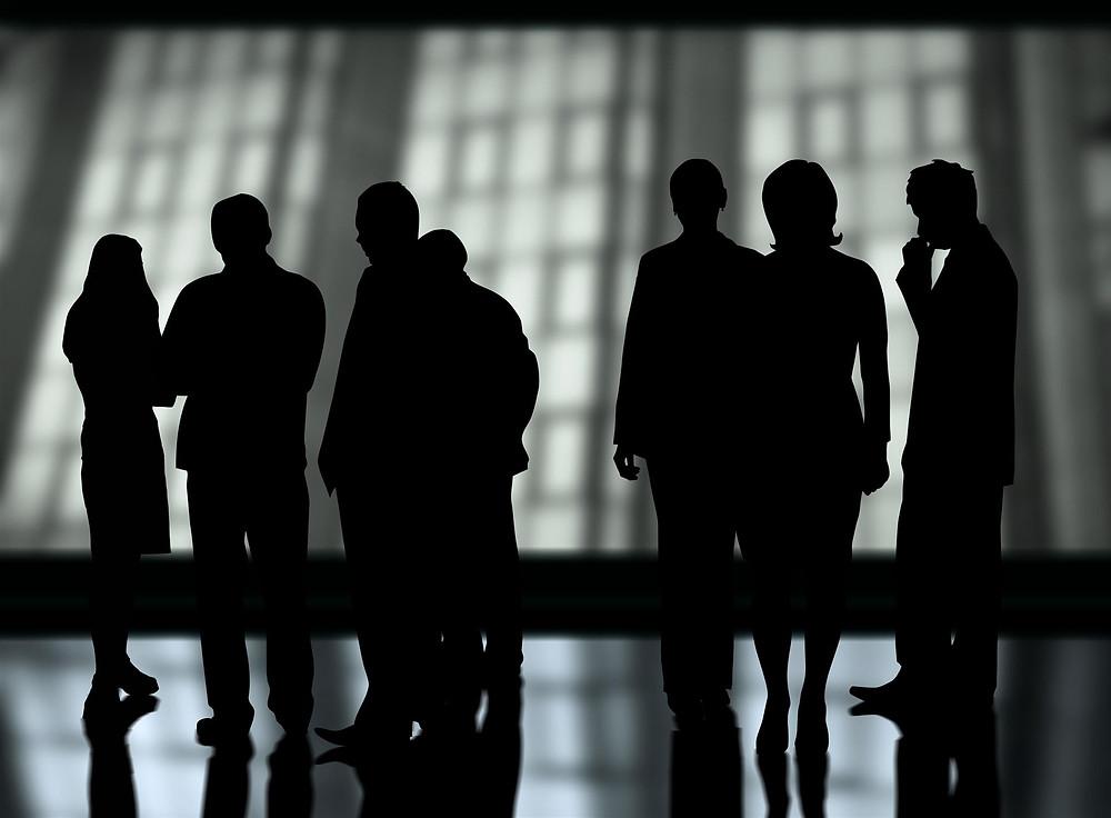 Employees In The Dark