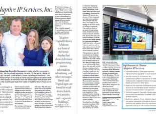 Living Magazine Features Adaptive's Story!