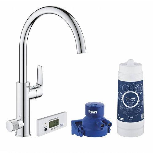 GROHE BLUE Pure Eeurosmart смеситель для кухни с фильтр-краном