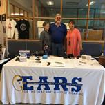 EARS members manning table
