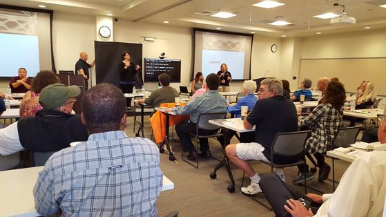 Preparedness workshop 2015