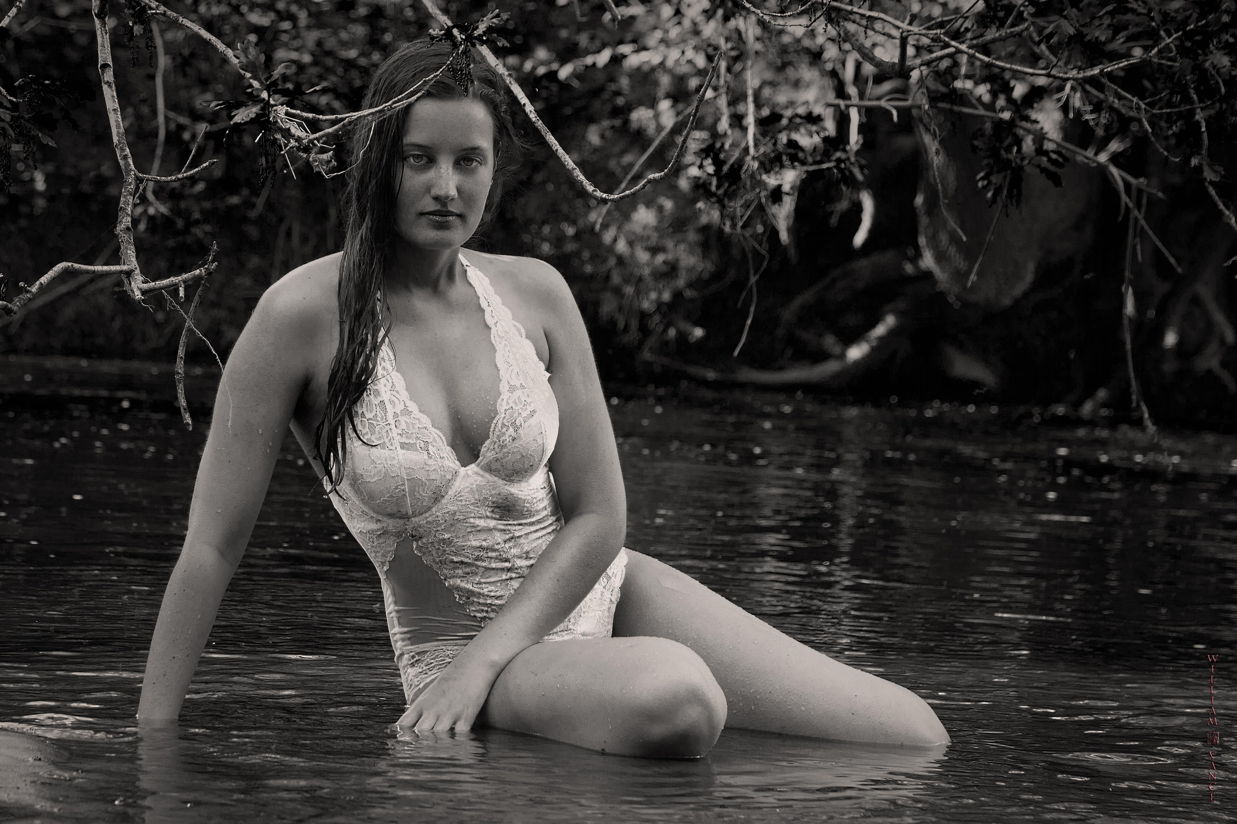 Wald, Wiese, Fluss