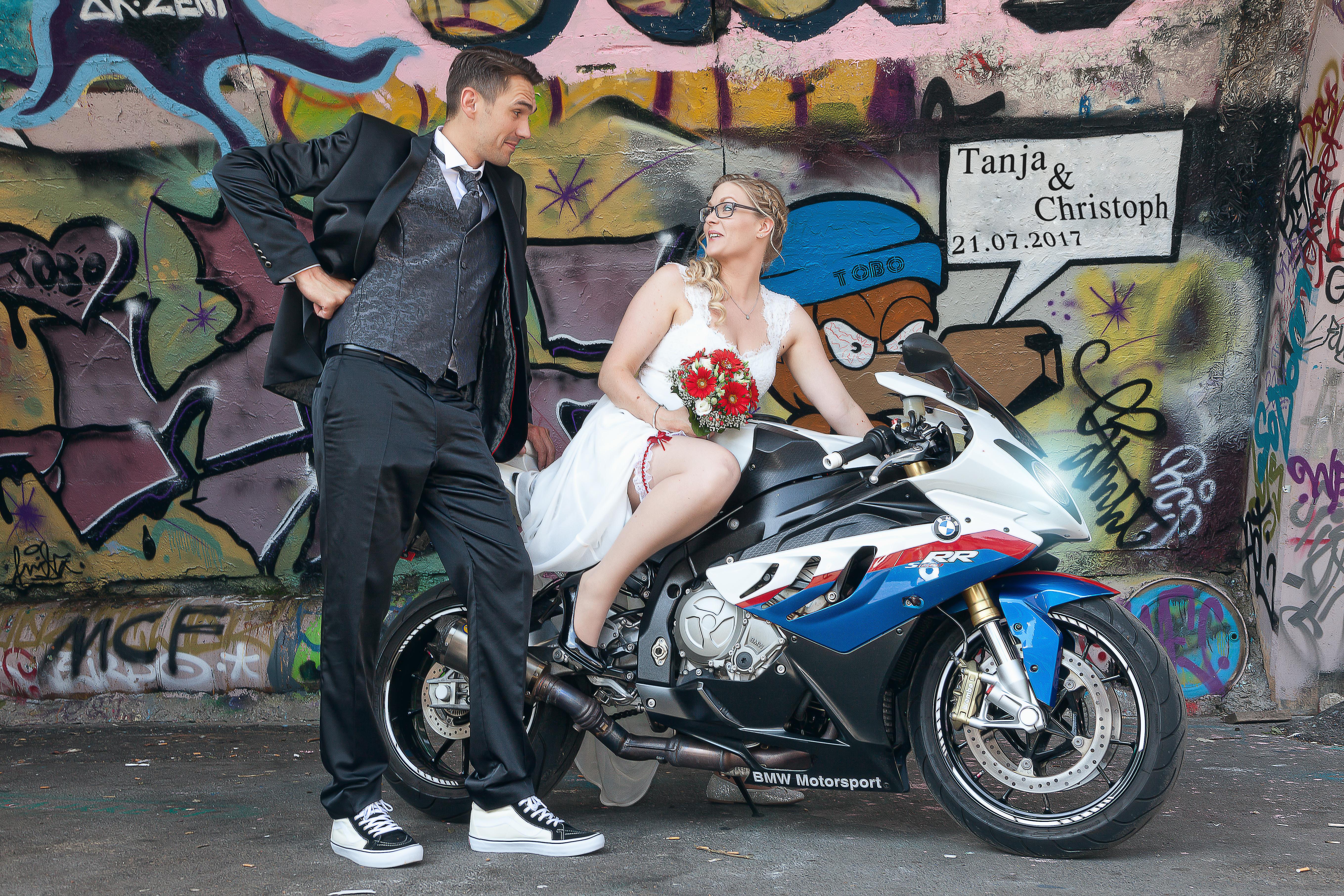 Bike Braut
