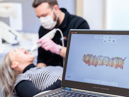 Rivoluzione dal dentista: addio alle fastidiose impronte.