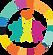 סמל לוגו בית ספר לילדי פליטים ביוון