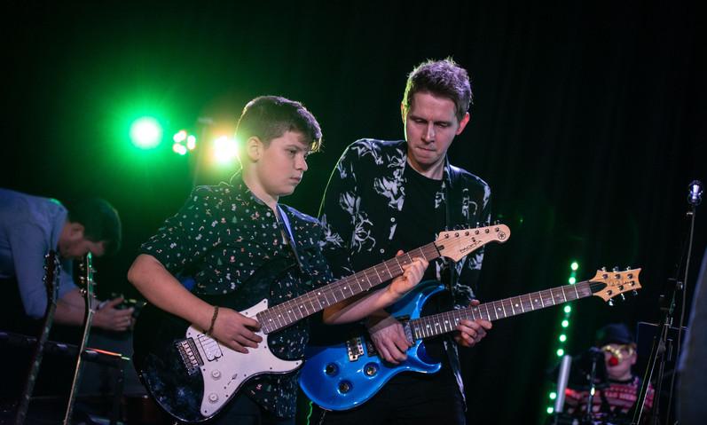 Find Your Guitar Teacher In Eccles