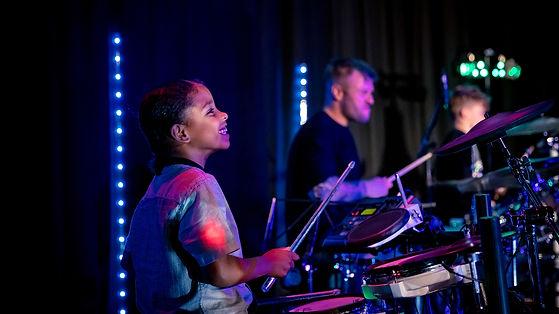 Beginner Drum Lessons