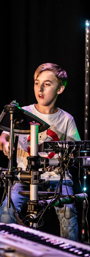 Eccles Drum Lessons