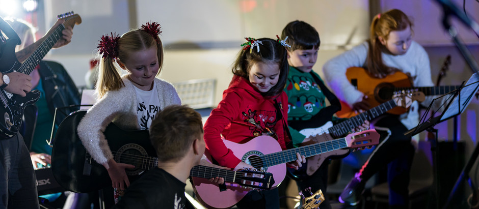 Christmas Concert In Urmston