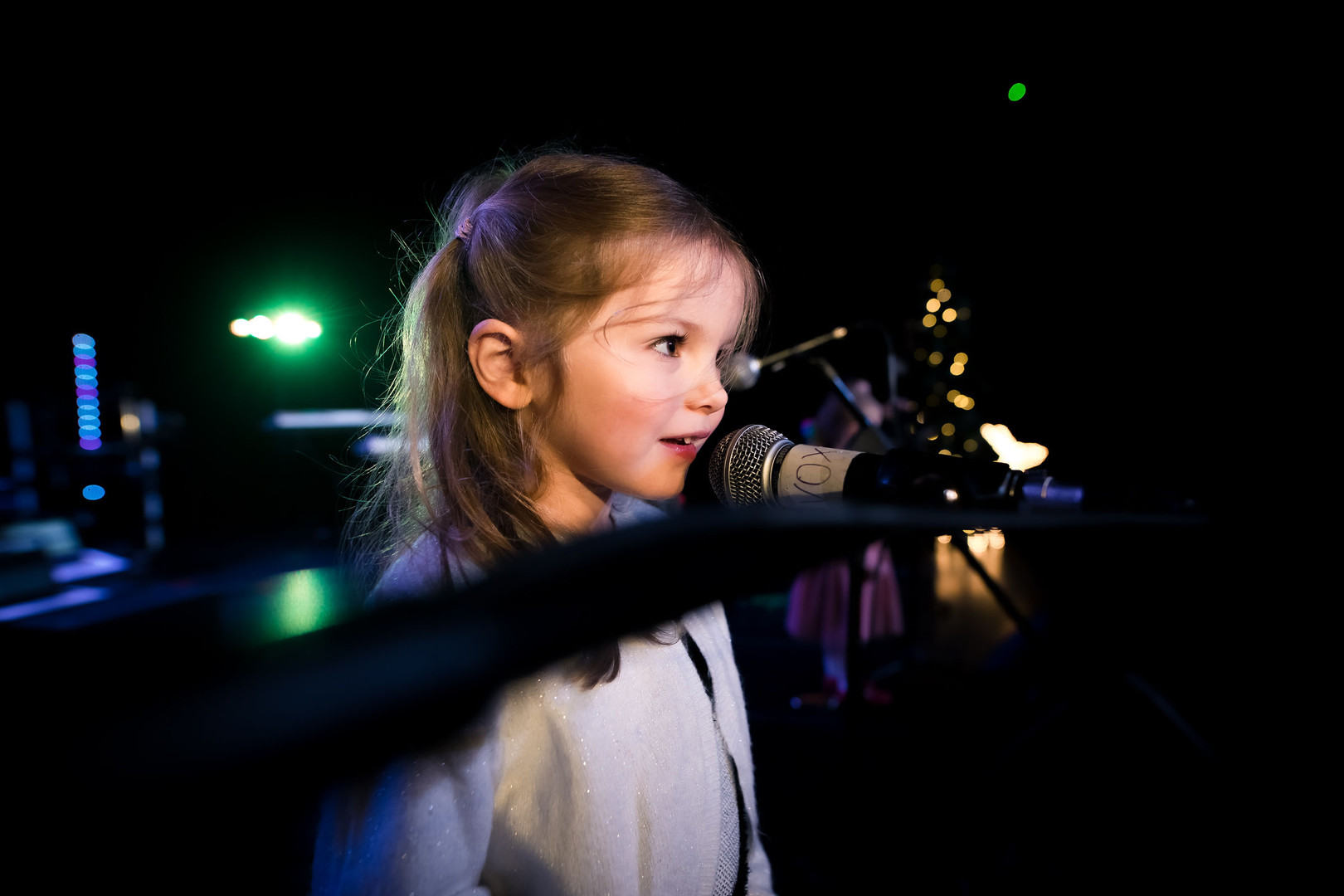 Learn To Sing From Age 3