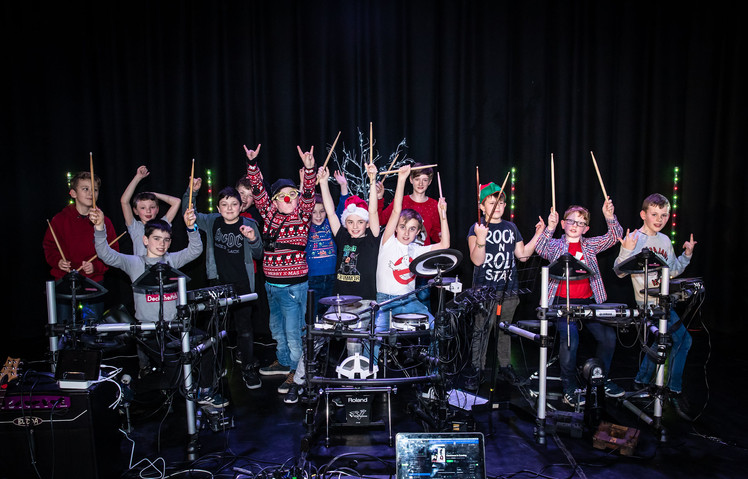 Drum Lessons Manchester