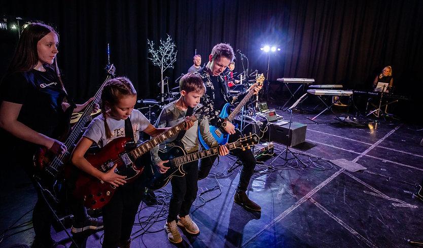 guitar concert Manchester