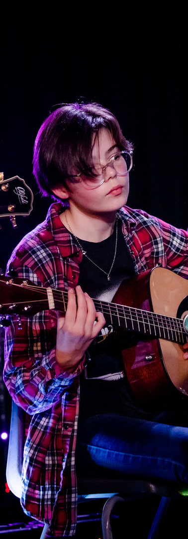 Manchester Guitar Lessons