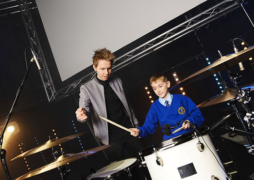 Manchester Drum Lessons