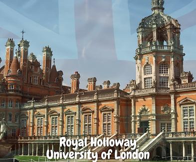 Royal Holloway University of London Comm
