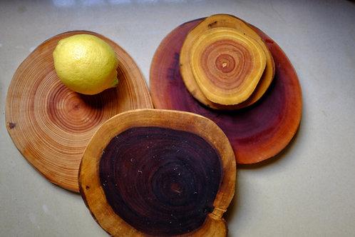 פרוסות עץ