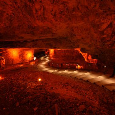 Zedekiah's Cave | Jerusalem