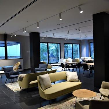 Kfar Giladi Hotel | Lobby | Kibbutz Kfar Giladi