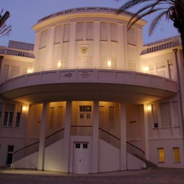 בניין העירייה ההיסטורי | תל אביב