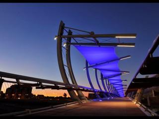 גשר הצינורות.צילום יוסי צבקר..JPG