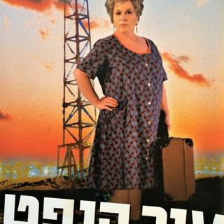 עיר הנפט | קו-פרודוקציה תיאטרון הקאמרי ותיאטרון חיפה |  כתיבה ובימוי: הלל מיטלפונקט | צילום כרזה: איל לנדסמן | 2004