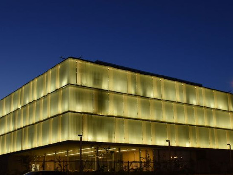 תאורת מבנים