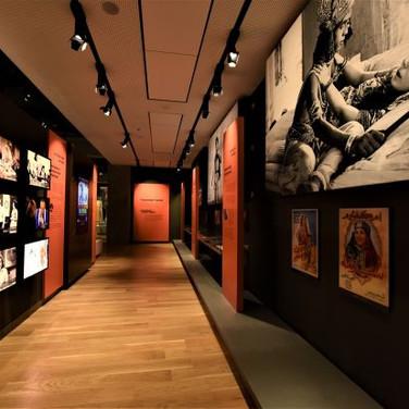 הקולנוע והיצירה | אנו - מוזיאון העם היהודי | תל-אביב