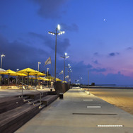 Lido Beach Promenade | Ashdod