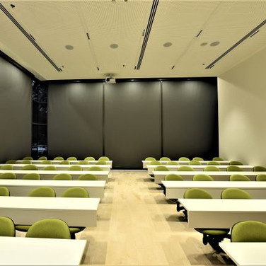 Classes | ELSC Building | Jerusalem