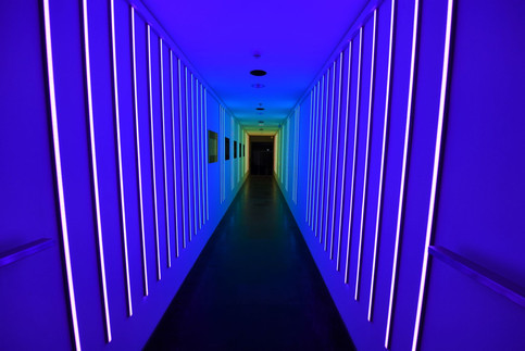 The Ball Design Museum Holon Lighting design