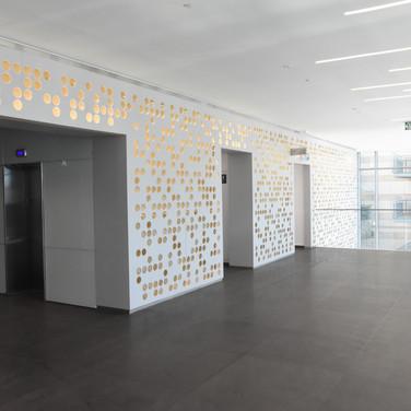 Entrance hall  | Ovnat Tower Petach-Tikva