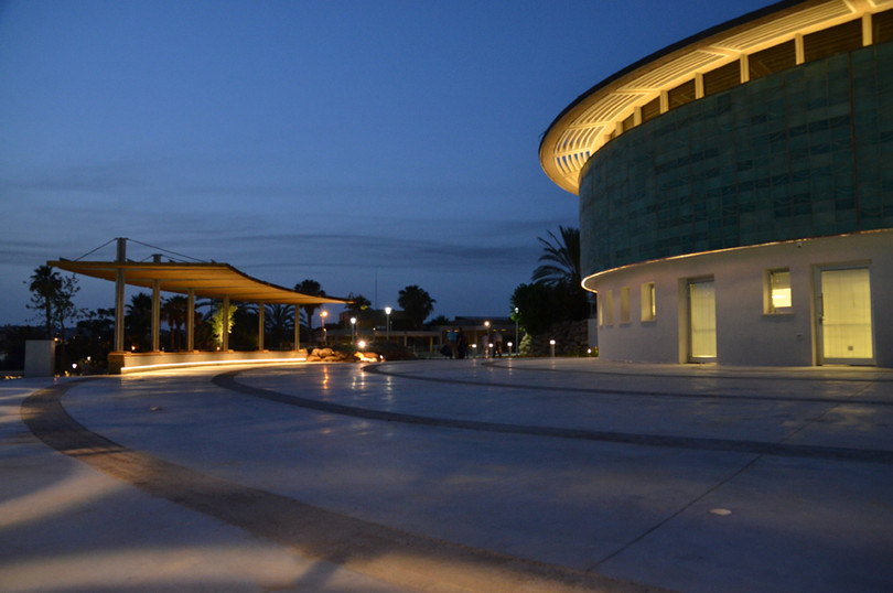 מרכז אלכסנדר, מוזיאון הארץ, תל אביב