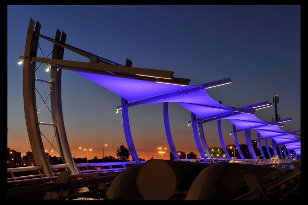 גשר הצינורות. צילום יוסי צבקר ....JPG
