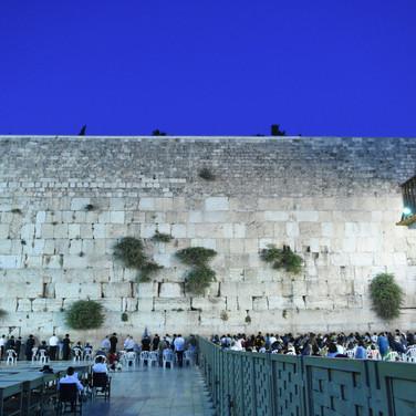 the Western Wall | Jerusalem
