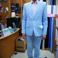Cotton Bend Suit