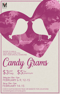 Candy Grams Poster